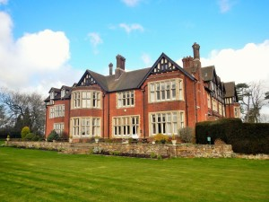 Scalford Hall Hotel - Exterior